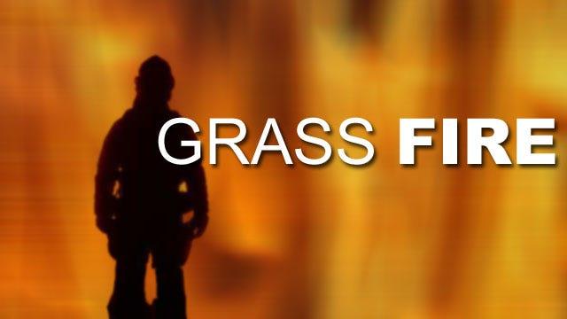 High Winds Fan Washington County Grass Fires