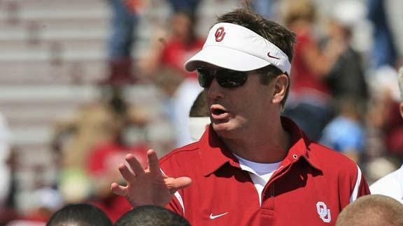Bob Stoops Nominated To College Football Hall Of Fame