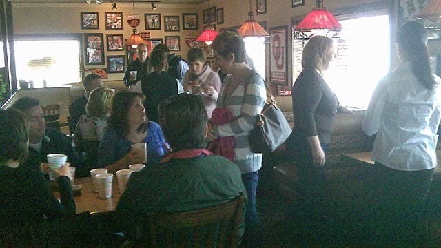 Tulsa Flapjack Fundraiser Benefits Cancer Patients
