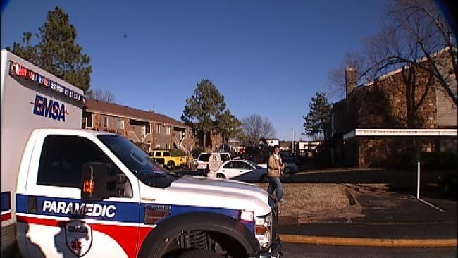 Fire Damages Units, Displaces Families At Tulsa Apartment Complex