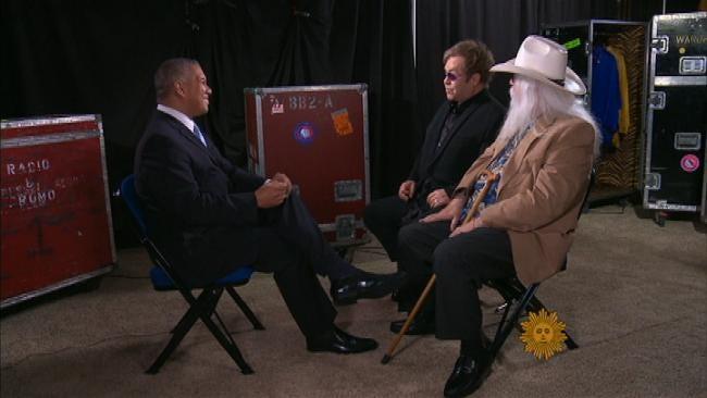 Tulsa Man Says Elton John Gave Him His Life Back