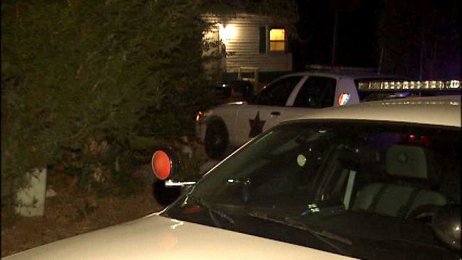 Turley Couple Robbed At Gunpoint In Home Invasion