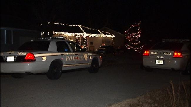 No One Injured When Shots Fired At Tulsa Home