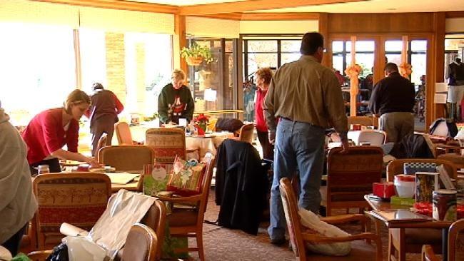 Santa To A Senior Program Helps Tulsa Seniors In Need