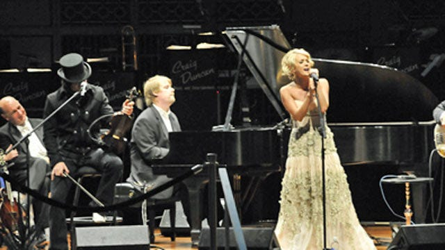 Song Penned By Carrie Underwood Nominated For Golden Globe
