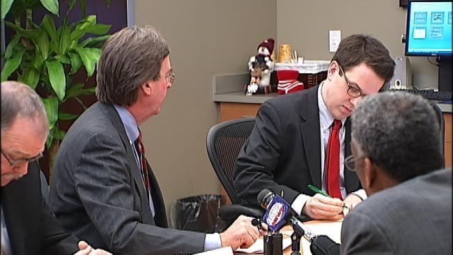 Tulsa City Council Rejects Part Of Mayor's Budget Proposal