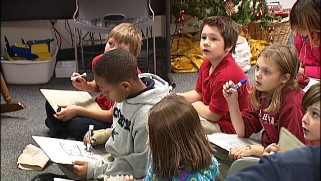 Tulsa Schools Seeing Success With Year Round Calendar