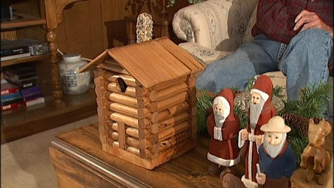 Christmas Gifts Cement Friendship Between Trash Hauler, Tulsa Homeowner