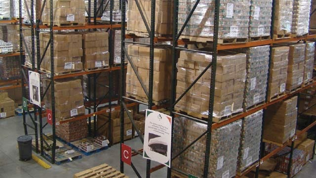 Help Tulsa's Food Bank Win Up To $1 Million To Fight Hunger