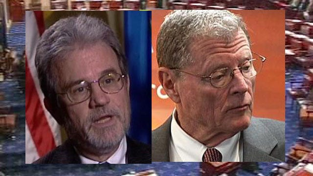 Oklahoma's Two GOP Senators Take Opposite Sides On Tax Bill Vote