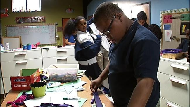 'Global Gardens' Program Inspiring Tulsa Students