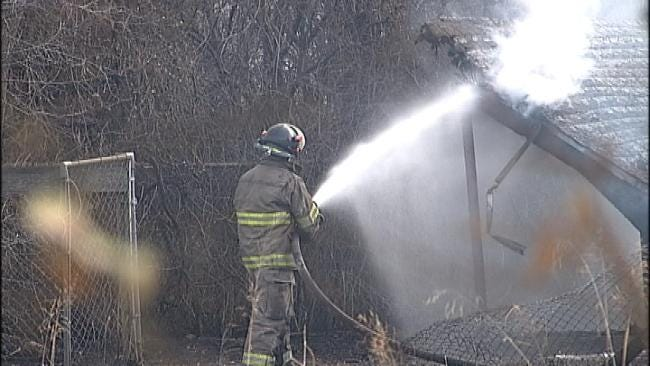 94-year-old Woman Killed In Sperry House Fire