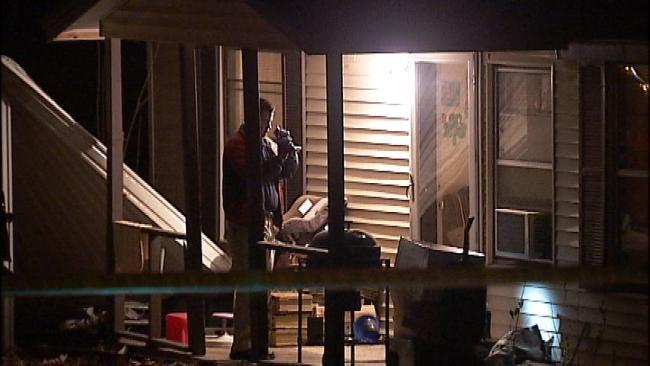 Murdered Tulsa Woman Found Sitting In Her Rocking Chair