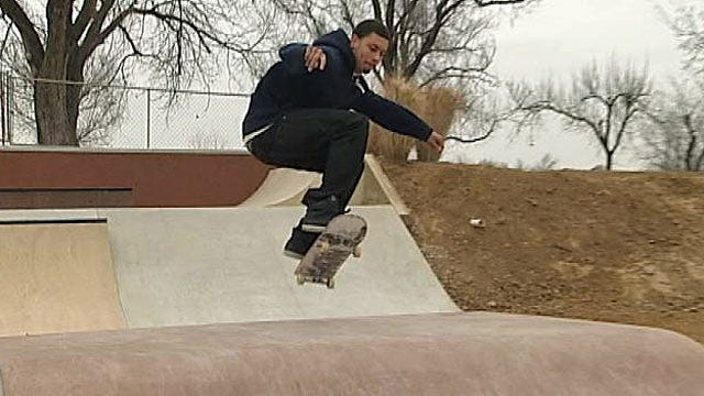 Sand Springs Skatepark Now Open
