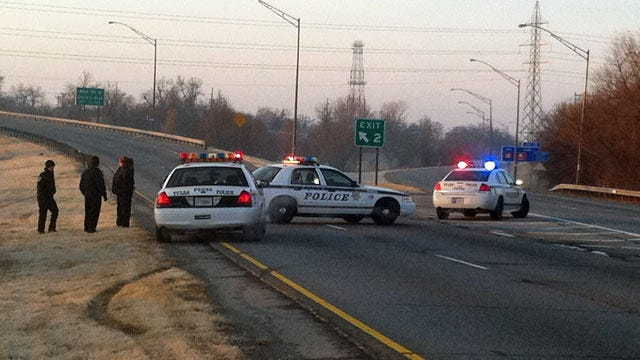 Icy Roads Contributed To Tulsa Area Wrecks