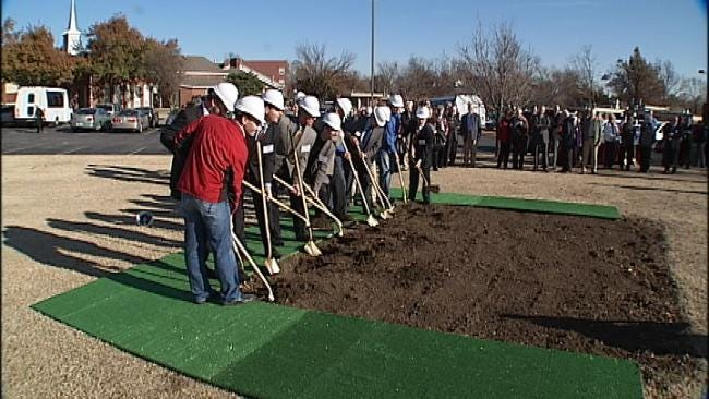 Methodist Manor In Tulsa Breaks Ground On Expansion Project