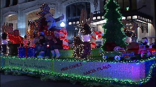 Tulsa City Council Delays Action On Holiday Parade Permit