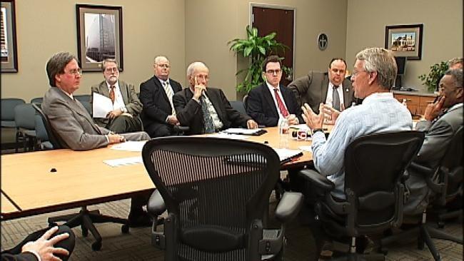 Tulsa Council Critical Of Mayor Accepting Travel Reimbursement
