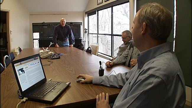 Bartlesville Researchers Track Bald Eagles