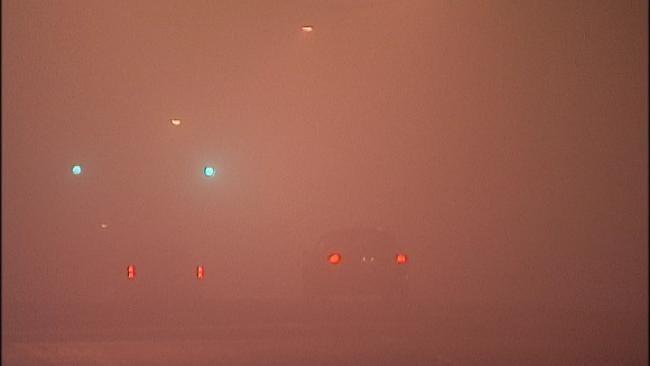 Dense Fog Advisory Blankets Parts Of Northeast Oklahoma Tuesday
