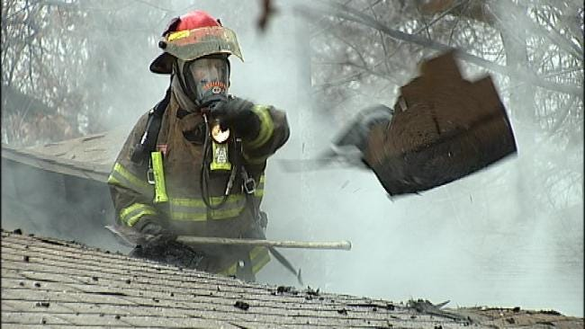 Fire At Tulsa Group Home Displaces 10 Women