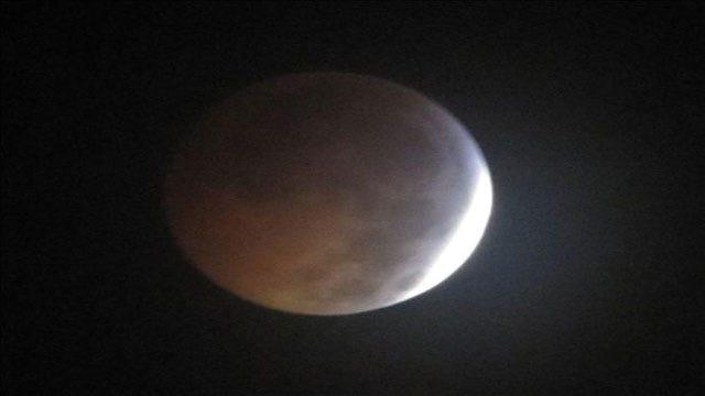 Oklahomans Capture Images Of Lunar Eclipse