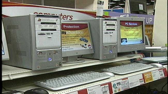 Protect High-Tech Christmas Goodies From Oklahoma Thieves