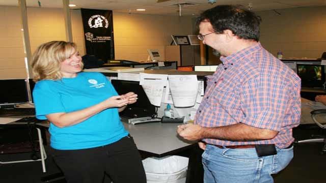 Cherokee Nation Dispatcher Helps Deliver Baby Over Phone