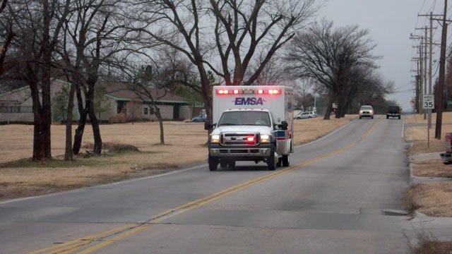 Injured Man Seeks Help at Tulsa Fire Station