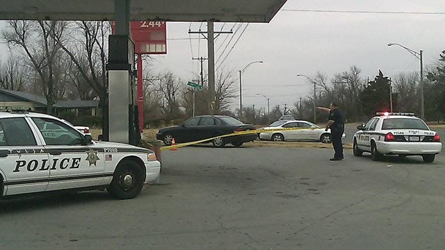 Tulsa Police Name Person Of Interest After Two Children Shot