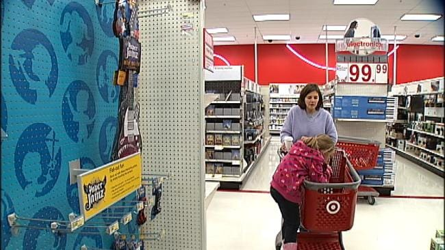 After-Christmas Shoppers Crowd Tulsa Stores