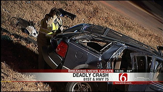 Toddler Killed Christmas Day In Wreck On Tulsa Highway