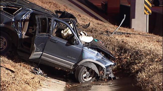 Police Identify Boy Killed In Tulsa Christmas Day Crash