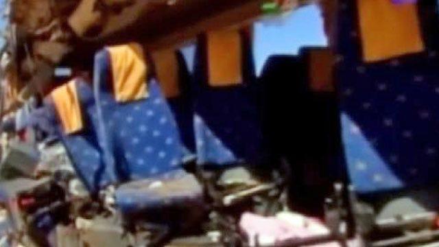 Two Oklahomans Injured In Egyptian Bus Crash