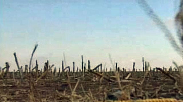 Oklahoma Farmers And Ranchers To Get Federal Drought Aid