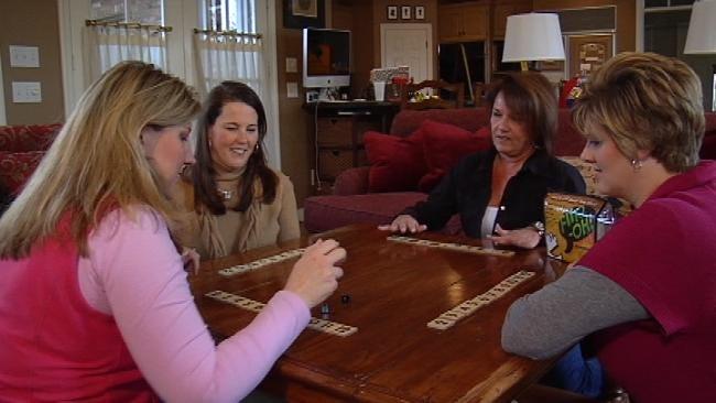 Oklahoma Moms Hope Folks Flip For New Dice Game