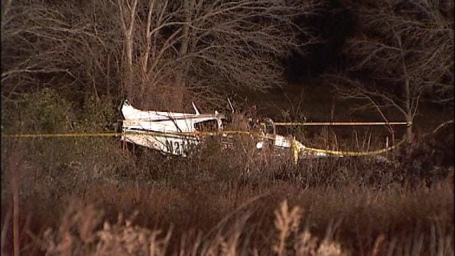Couple Escapes Serious Injury After Plane Goes Down Near Claremore