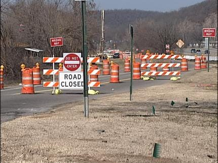 Wekiwa Road In Sand Springs Opens For Holiday Traffic