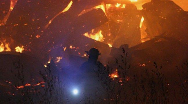 Auction House Owner Suspects Arson In Destruction Of Vinita Barn