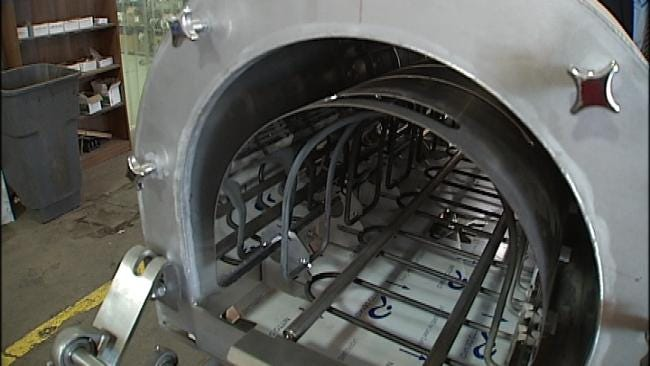 Bristow Boasts The Biggest Ovens In The World