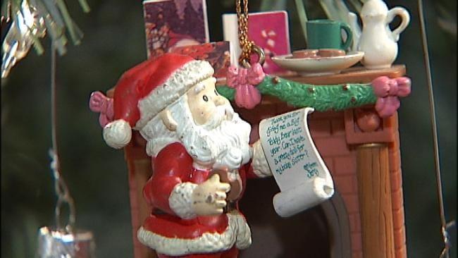 A Christmas Memory Tree