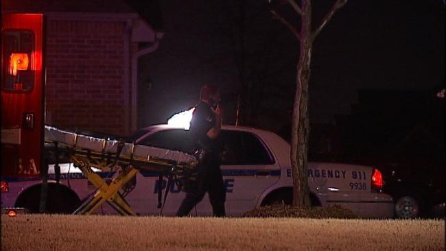 Broken Arrow Police Looking For Homicide Suspect