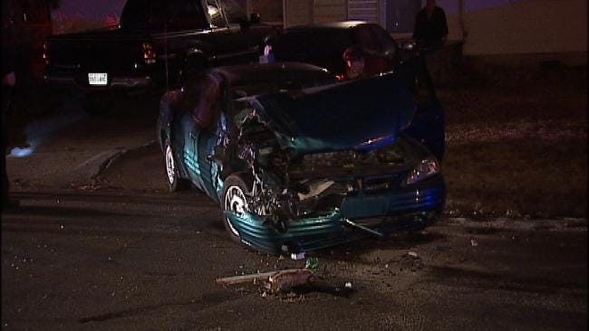 Suspected DUI Driver Arrested Following Early Friday Morning Crash