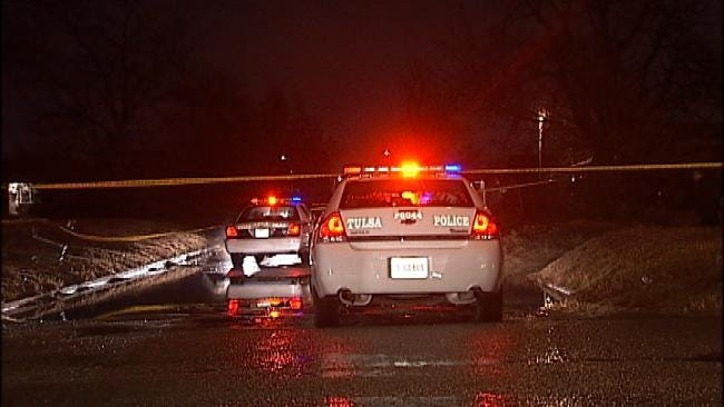 Tulsa Police Investigate The City's 62nd Homicide Of The Year