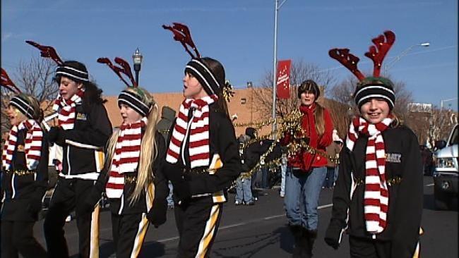 Senator Inhofe Explains Tulsa Parade Controversy