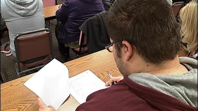 Oklahoma Program Helps The Unemployed Go Back To School