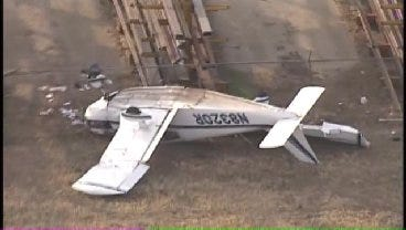 Victims In Deadly Ponca City Plane Crash Identified