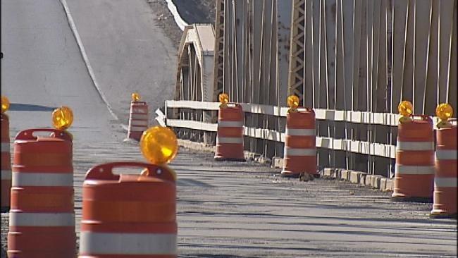 Westbound Lanes Of Bird Creek Bridge Closing In Rogers County