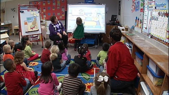 Community Schools Closing Economic Education Gap In Oklahoma