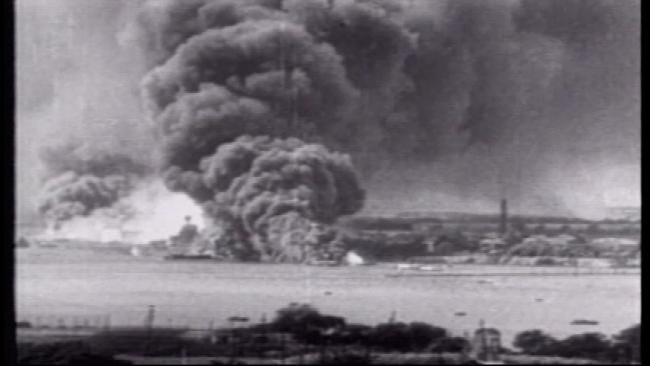Green Country Pearl Harbor Survivor Remembers Attack 69 Years Later